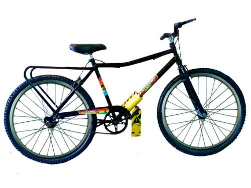 Bicicleta Urbana De Paseo Rodado 26 FUTURA URBANA RETRO