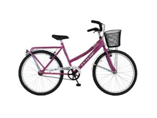 Bicicleta De Paseo Urbana Rodado 26 FUTURA COUNTRY
