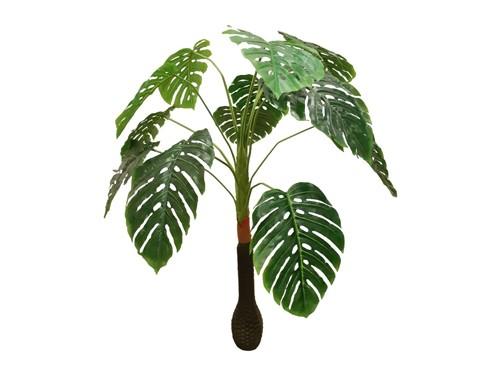Planta Artificial 120 Cm Hojas Palmera M2 - Hot Sale