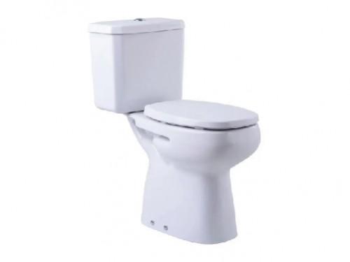 Roca Confort Inodoro Para Discapacitados + Mochila + Tapa