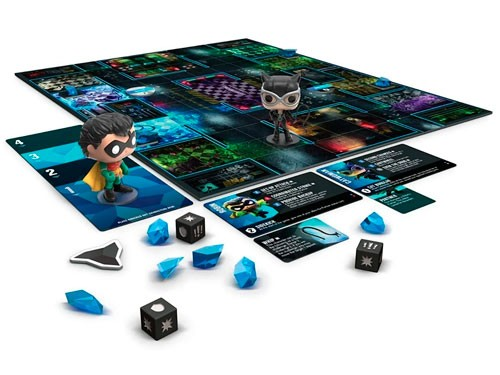 Juego Funko Pop Games Funkoverse Strategy Game Dc Batman 101 42646