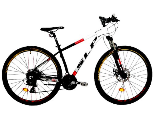 BICICLETA MOUNTAIN BIKE RODADO 29 ALUM. 24VEL SHIMANO F/DISCO SLP 200