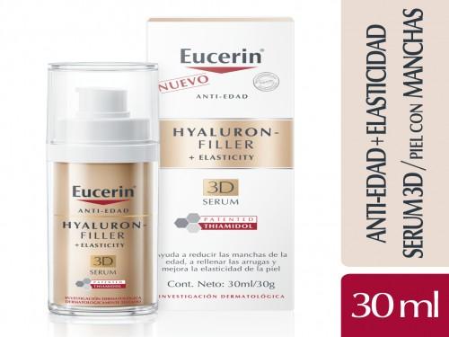 Hyaluron Filler + Elasticity Serum 3D X 30 Ml