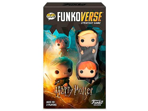 Juego Funko Pop Games Funkoverse Strategy Harry Potter 101 42644