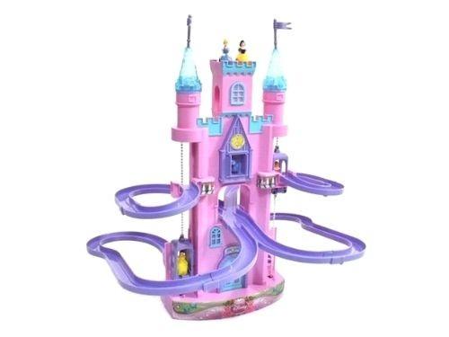 Castillo Mágico Princesas Disney Con Luz y Sonido Ditoys