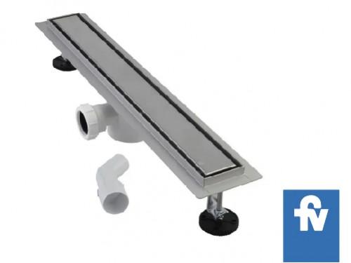 Fv Desague Lineal 60cm Rejilla Reversible 0351.02.8