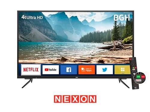 Televisor Smart LED 50'' 4K BGH