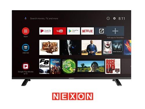 Televisor Smart LED 50'' 4K Noblex