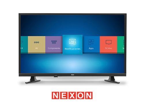 Televisor Smart LED 32'' HD BGH