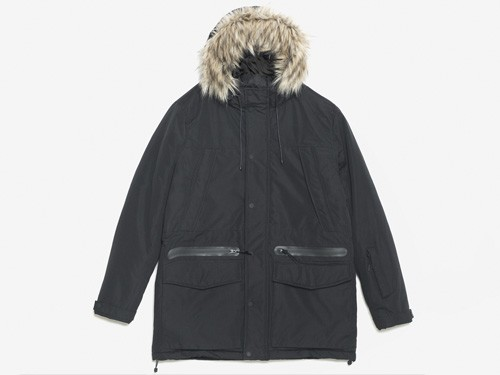 Campera Snowmass  Parka Supply Co. - 9 CUOTAS SIN INTERES