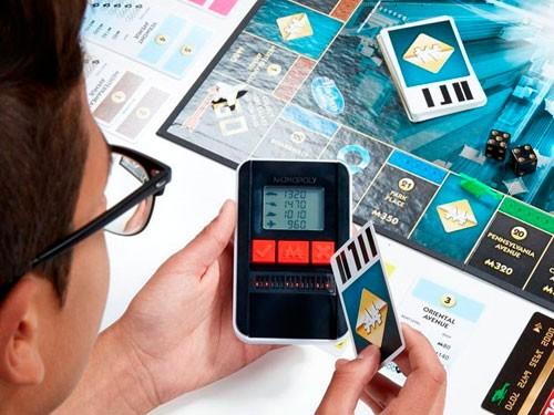 Monopoly Juego De Mesa Banco Electrónico Ultimate Hasbro