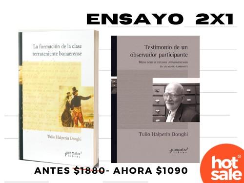 2x1 Ensayo Filosofía Historia