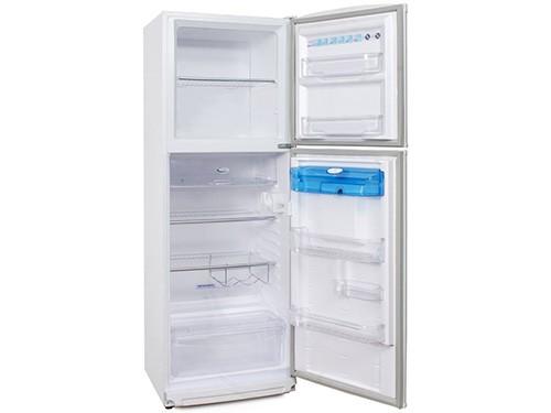 Heladera Con Freezer de 364 Litros Con Dispenser Blanco CONQUEROR