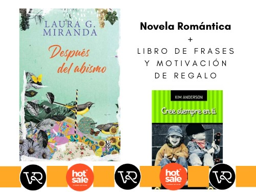 1+1 Románticas - Autoayuda - Juveniles + Regalo