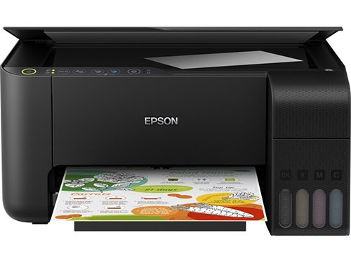 Impresora Multifunción L3150 a Tinta Inalámbrica EPSON