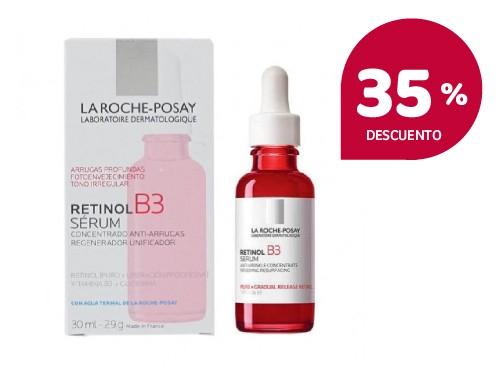 LA ROCHE POSAY RETINOL B3 SERUM X 30ML