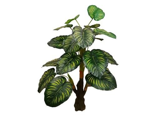 Planta Artificial 130 Cm Hojas Palmera M1 - Hot Sale