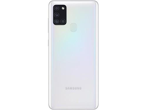 """Celular Libre A21S Blanco 6,5"""" 128 GB SAMSUNG"""