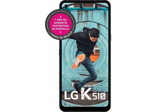 "Celular Libre K51S Titanium 6,5"" 64 GB LG"