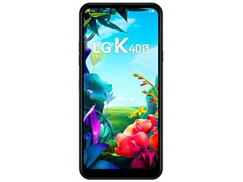 """Celular Libre K40S LG-X430HM 6"""" 32GB Negro LG"""