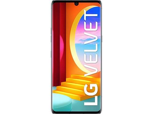 "Celular Libre VELVET Gris 6,8"" 128 GB LG"