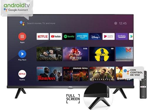 Smart Tv 32 Pulgadas HD Con Android TCL L32S60A