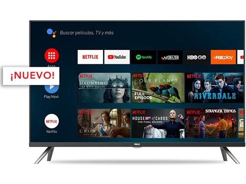 Smart Tv 32 Pulgadas HD Con Android RCA AND32Y