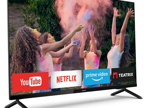 Smart Tv 43 Pulgadas Full HD PHILIPS 43PFD6825/77
