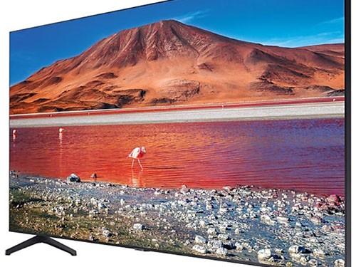 Smart Tv 43 Pulgadas 4K Ultra HD SAMSUNG 43TU7000