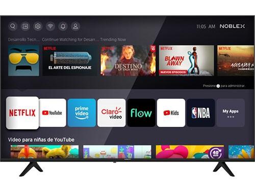Smart Tv 55 Pulgadas 4K Ultra HD NOBLEX DK55X6500