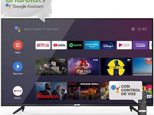 Smart Tv 55 Pulgadas 4K Ultra HD TCL L55P615