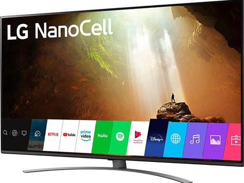 Smart Tv 55 Pulgadas 4K Ultra HD LG 55NANO81