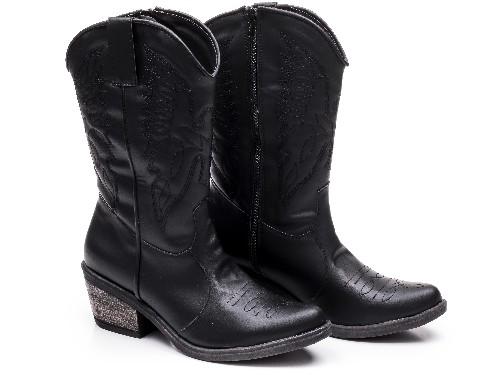 Texanas de Mujer Dean 305VU Black