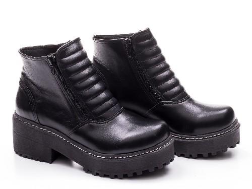 Borcegos de Mujer Gloria 545B Black