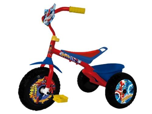 Triciclo Mid Marvel Spiderman – Unibike Kmg