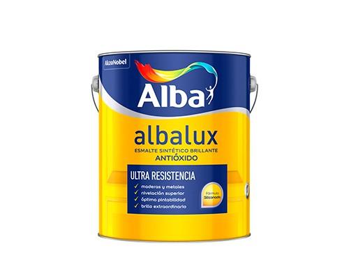 Albalux Esmalte sintético Brillante 4 lts - ALBA