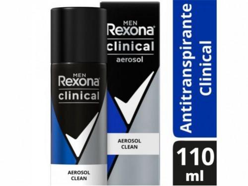 Rexona Clinical Antitranspirante Aerosol x110ml