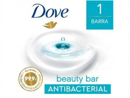 Dove Jabon Antibacterial x90gr