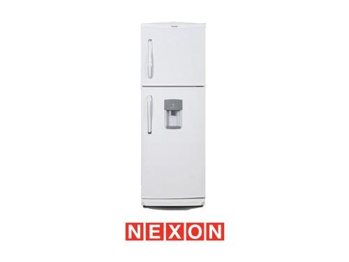 Heladera con Freezer y Dispenser Blanca 365 lt Bambi
