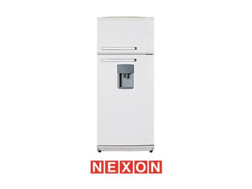 Heladera con Freezer y Dispenser Blanca 329 lt Bambi