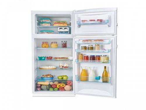 Heladera con Freezer Blanca 413 lt Columbia