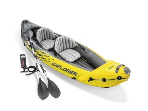 Kayak Inflable Explorer K2 New Intex 21588/8