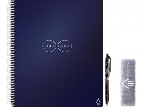 Cuaderno Inteligente Rocketbook Everlast Carta Reutilizable
