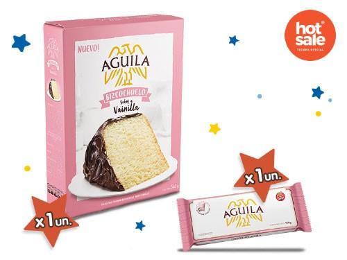 Combo Torta Aguila