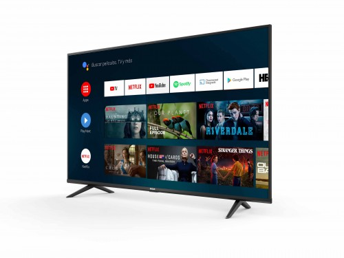 """Smart Tv Rca 55"""" UHD 4K Android Tv Bluetooth Hdr Google Play"""