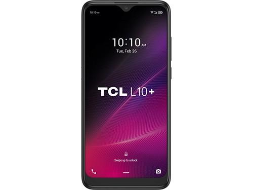 """Celular Libre L10+ Negro 6,2"""" 32GB TCL"""
