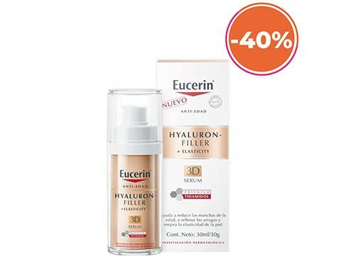 Serum Elasticity 3D Eucerin Hyaluron-Filler 30ml