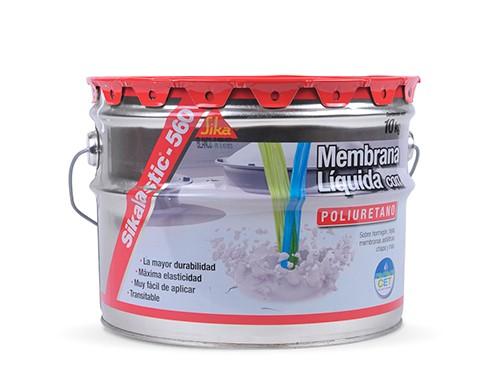 Sikalastic 560 Membrana Liquida Impermeabilizante Poliuretanica 10kg