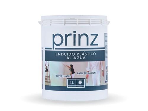 Enduido Plastico Para Interior de 4lts - PRINZ