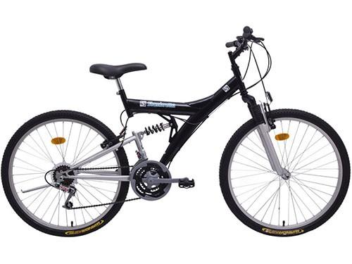 Bicicleta Mountain Bike Rodado 26 Negro SIAMBRETTA